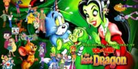 Weekenders Adventures of Tom and Jerry: The Lost Dragon