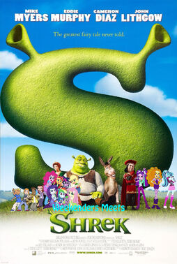 Weekenders Meets Shrek