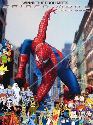 File:Winnie the Pooh meets Spider-Man 2 (2004) poster.jpg