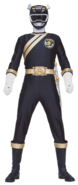 Black Wild Force Ranger