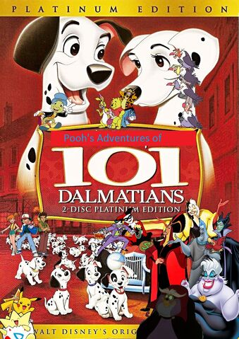 File:Pooh's Adventures of 101 Dalmatians (1961) DVD Remake.jpg