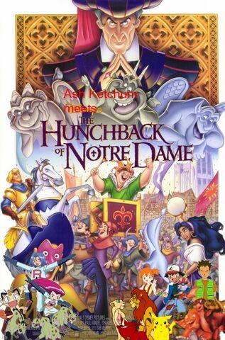 File:Ash Ketchum meets The Hunchback of Notre Dame poster.jpg