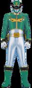 Megaforce Green