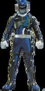 S.P.D. Blue Ranger S.W.A.T. Mode