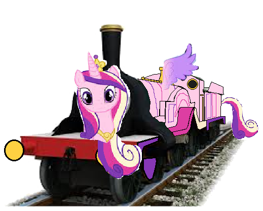 File:MLP Princess Cadance as a Thomas and friends character.png