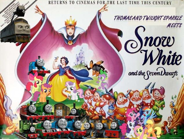 File:Thomas and Twilight Sparkle meets Snow White and the Seven Dwarfs Poster.jpg