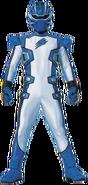 Jungle Fury Blue Ranger (Jungle Master Mode)
