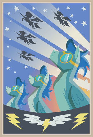 File:The wonderbolts by shelltoontv-d36819i.png