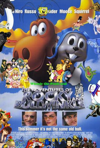 File:Winnie the Pooh and The Adventures of Rocky and Bullwinkle Poster Version 2.jpg
