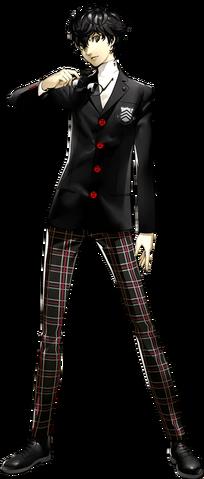 File:Persona 5 Hero.png