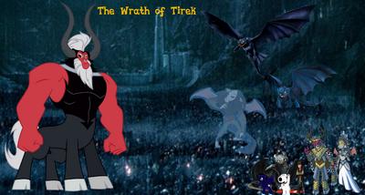The Wrath of Tirek