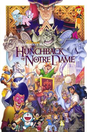 Weekenders Meets the Hunchback of Notre Dame