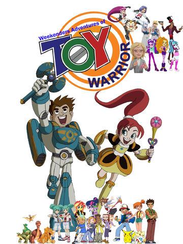 File:Weekenders Adventures of The Toy Warrior.jpg