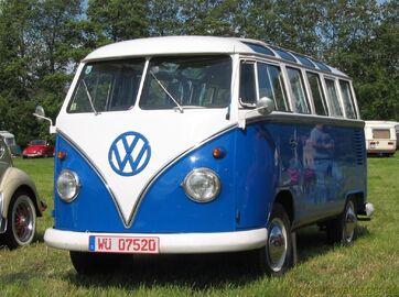 Bobby's Volkwagon Bus