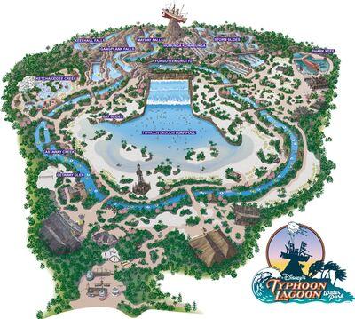 Typoon Lagoon