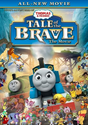 File:Pooh's Adventures of Thomas and Friends - Tale of the Brave poster.jpg