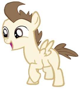 File:Pound Cake as a young colt.png