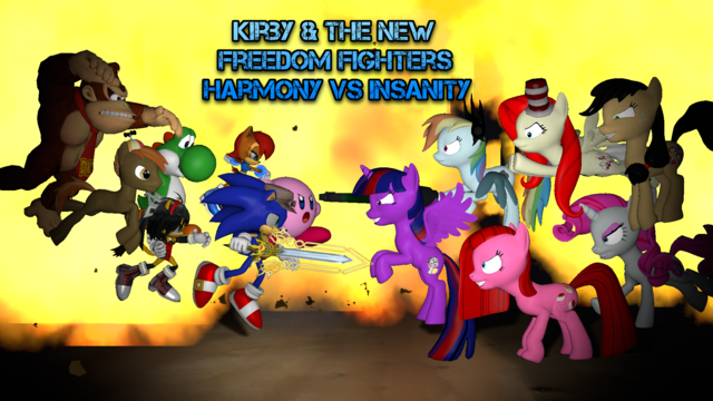 File:Harmony VS Insanity Poster.png