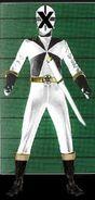 Lightspeed White Ranger