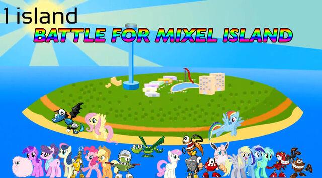 File:Battle For Mixel Island Poster.jpg