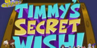 Weekenders Adventures of The Fairly OddParents: Timmy's Secret Wish