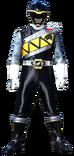 Dino Charge Black Ranger