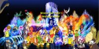 Winnie the Pooh's World of Color