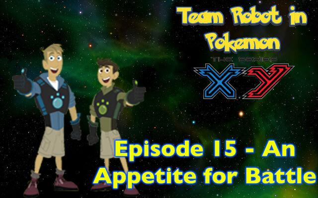 File:Episode 15 - An Appetite for Battle Poster.jpg