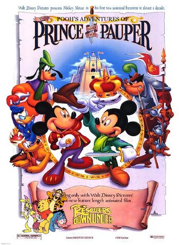 File:Pooh's Adventures of The Prince and the Pauper Poster.JPG
