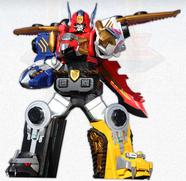 Gosei Great Megazord