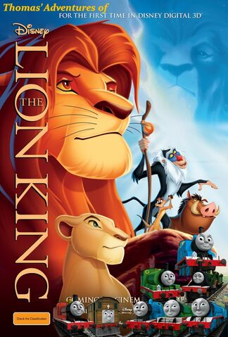 File:Thomas' Adventures of The Lion King Poster.jpg