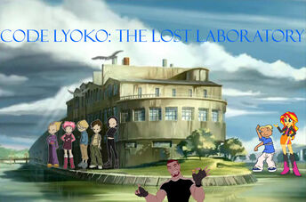 Code Lyoko- The Lost Laboratory