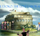 Code Lyoko: The Lost Laboratory