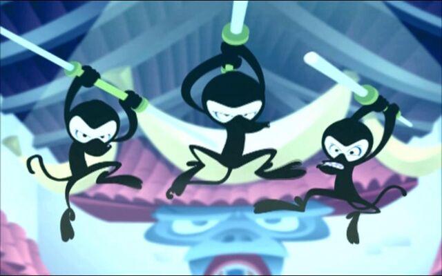 File:Ninja Monkeys (Skunk Fu).jpg