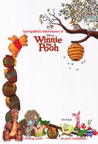 File:SpongeBob's Adventures of Winnie the Pooh Poster 2.jpg
