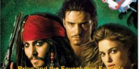 Brian and the Eeveelution Family's Adventures of Pirates of the Caribbean: Dead Man's Chest