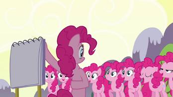 Pinkie Pie Clones