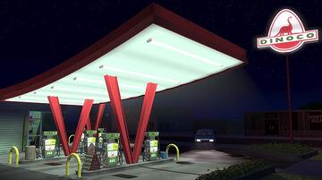Dinoco Station