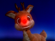Rudolph in Rudolph's Shiny New Year
