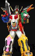 Legendary S.P.D. Megazord