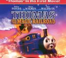Little Bear's Adventures of Thomas and the Magic Railroad