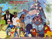 Pooh's adventures of Lilo and Stitch the Series