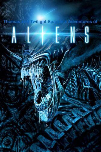 Thomas and Twilight Sparkle's Adventures of Aliens