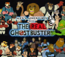 Alex's Adventures with The Real Ghostbusters