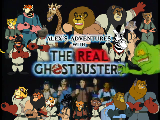 File:Alex's Adventures with the Real Ghostbusters title card.png