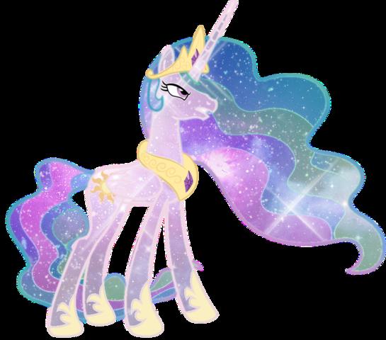 File:Mlp princess celestia galaxy by soulrainbow-d7gp0vw.png