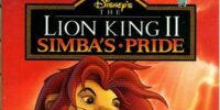 SpongeBob's Adventures of The Lion King 2: Simba's Pride