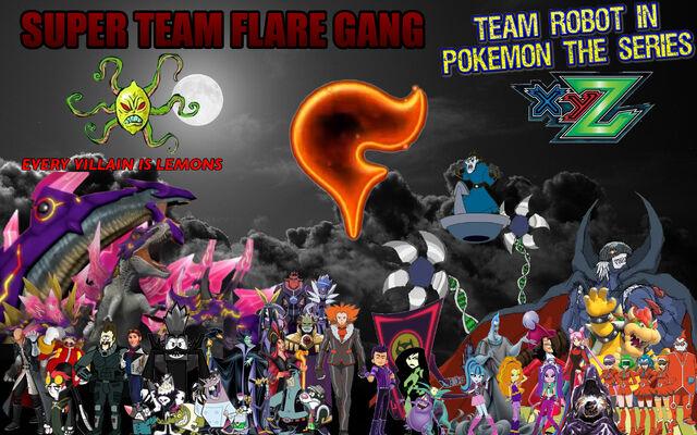 File:Team Robot in Pokémon XY&Z Villains Poster (Remake 2).jpg