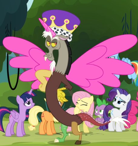 File:455px-Discord dressed as an alicorn ID S4E25.PNG