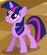 Twilight Sparkle as a Unicorn